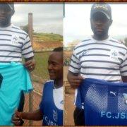 FOOT/Watsa : les nouveaux maillots du Fc JSK dévoilés