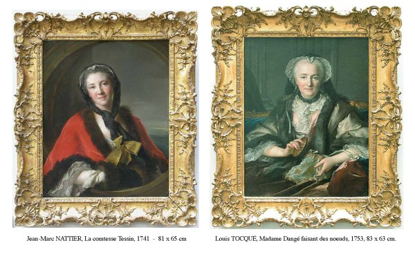 Virtual - Louis Xv Identifying 18th-century Framemakers In France