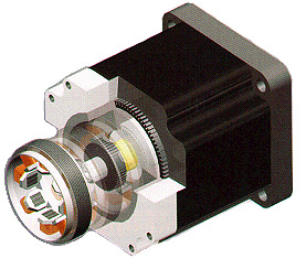 Stepper Motor Alpha Step