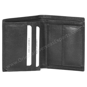 Unisex Real Leather Wallet S202
