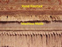 Hand Knotted, Tufted or Machine Made Oriental Rug. Can You ...