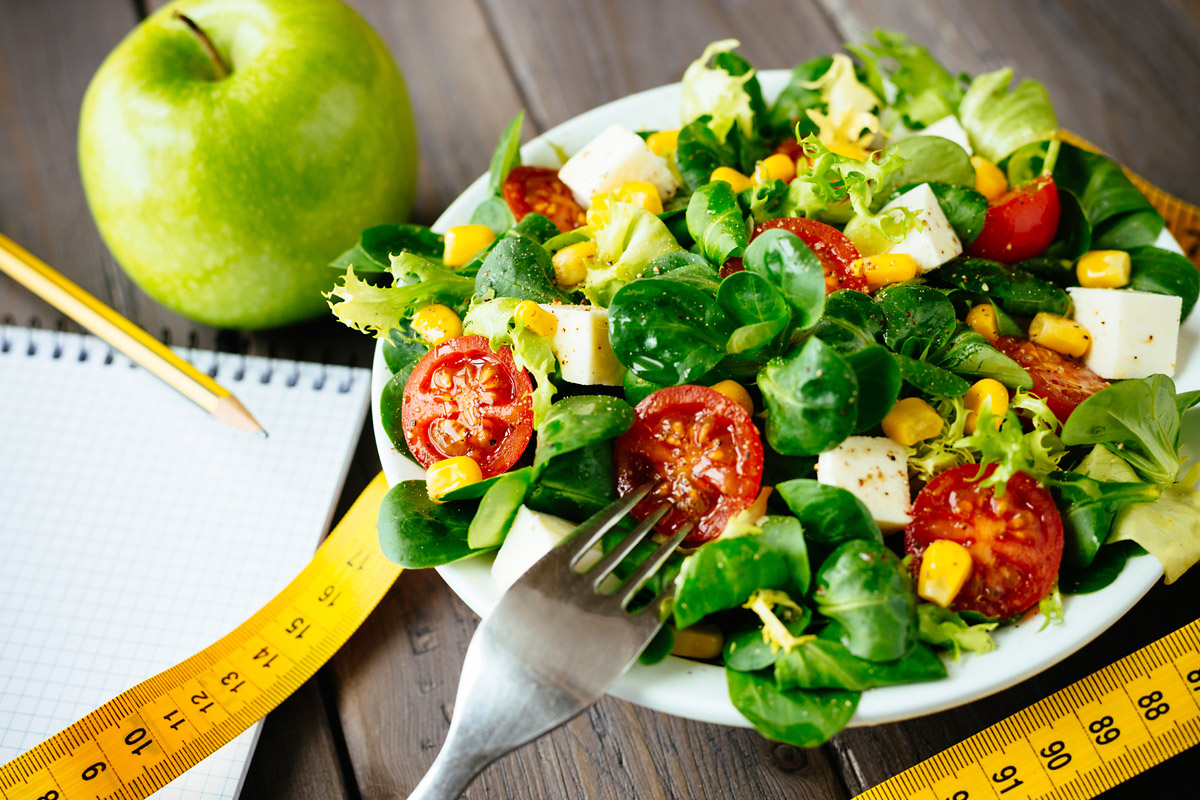 Weightloss salad