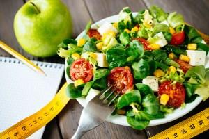 Weightloss salad