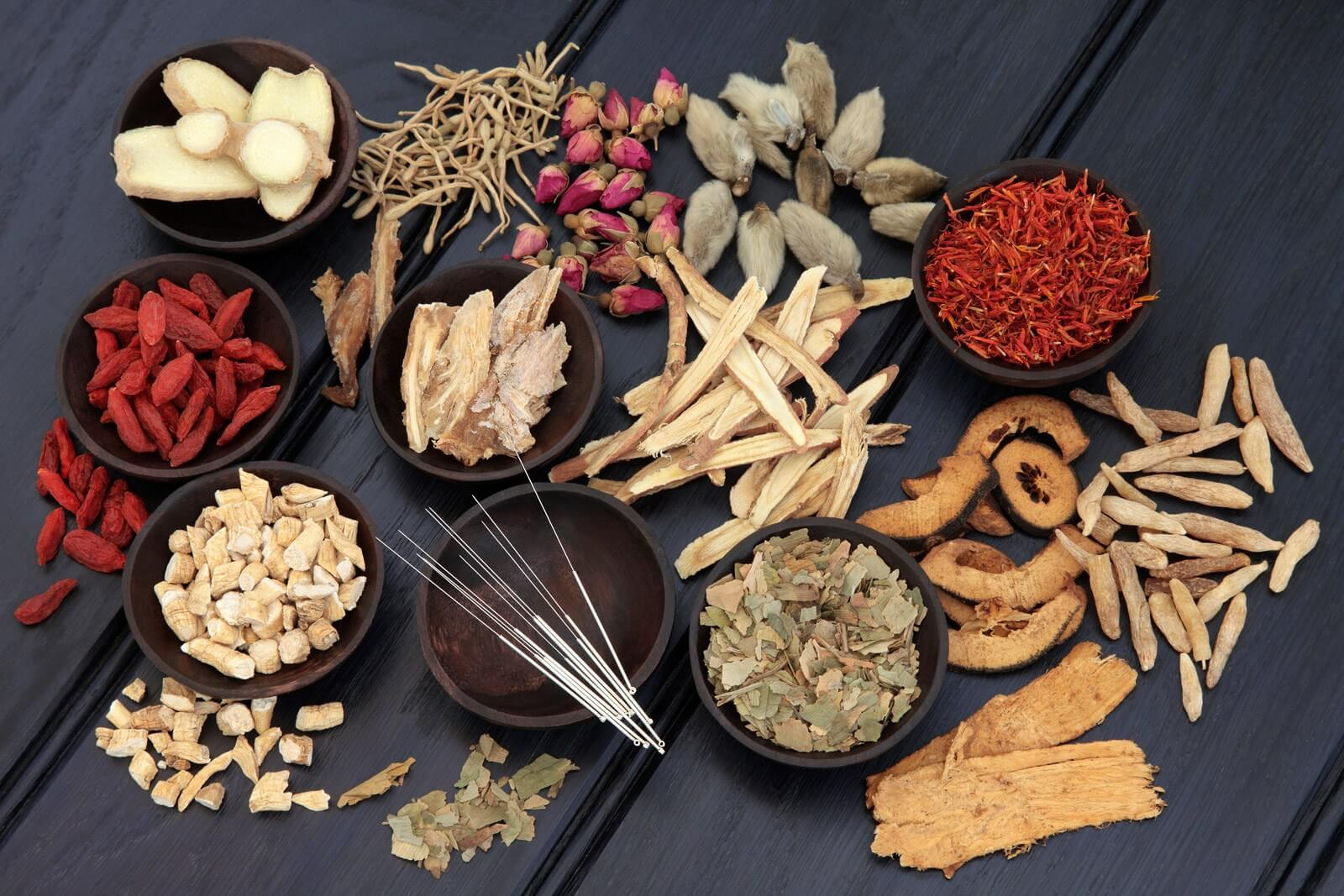 chinese herbs image