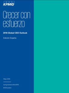 Informe CEO Outlook de KPMG 2018