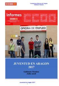 Informe Juventud en Aragón 2017