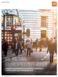 Estudio el Retail Europeo en 2018. GFK
