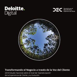 II Estudio Operativización de la Experiencia de Cliente Deloitte 2018