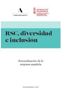 Informe RSC Diversidad Inclusión Fundacion Adecco 2018