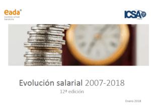 Informe evolución salarial EADS