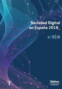 Informe Sociedad Digital en España 2018 Fundación Telefónica