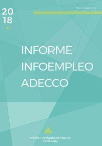 XXII Informe Infoempleo Adecco oferta y demanda de empleo en el mercado de trabajo