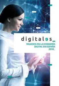 MUJERES EN LA ECONOMÍA DIGITAL EN ESPAÑA 2018_ Digital.es