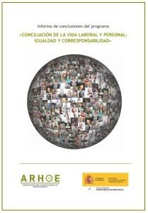 Informe Conciliación de la vida laboral y personal igualdad y corresponsabilidad ARHOE