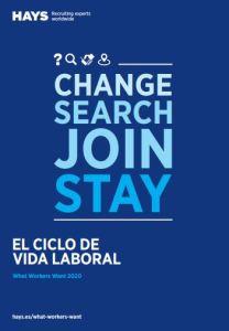 Informe Ciclo Vida Laboral HAYS 2020