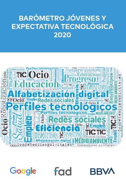 Barometro Jovenes y Expectativas Tecnologicas 2020