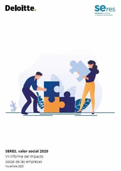 VII Informe del impacto social de las empresas SERES - Deloitte