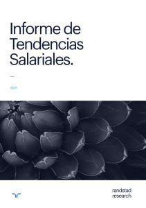 Informe Tendencias Salariales Ranstand research 2021