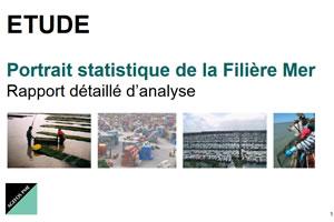 Portrait statistique Emploi-Formation de la Filière Mer