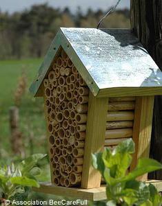 hôtel à abeilles
