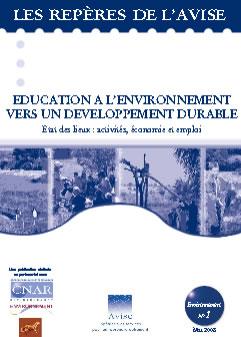 métiers de l'éducation à l'environnement
