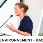 Bachelor en environnement