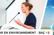 Bachelor en environnement Versailles