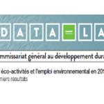 Éco-activités et emploi environnemental en 2016