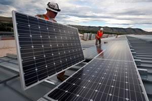 offre d'emploi énergie photovoltaïque