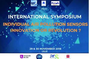 Symposium capteurs de pollution