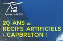 récifs artificiels à Capbreton