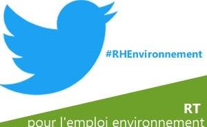 Retwitter emploi environnement