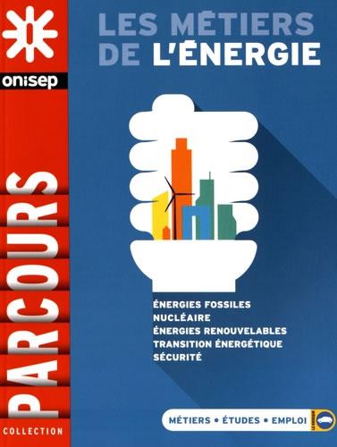 ouvrage les métiers de l'énergie