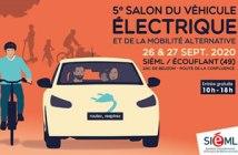 salon de la mobilité alternative électrique