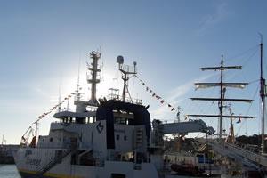 formation océanographie - Bachelor océanographe