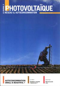journal photovoltaique autoconsommation