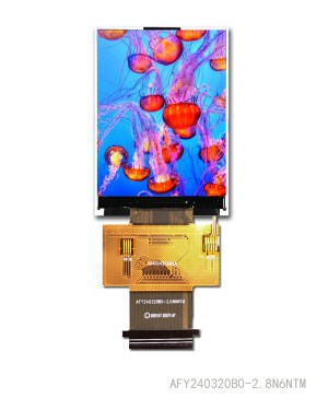 2.8 inch 240320 color TFT LCD Display