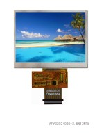 3.5 inch 320240 color TFT LCD Display