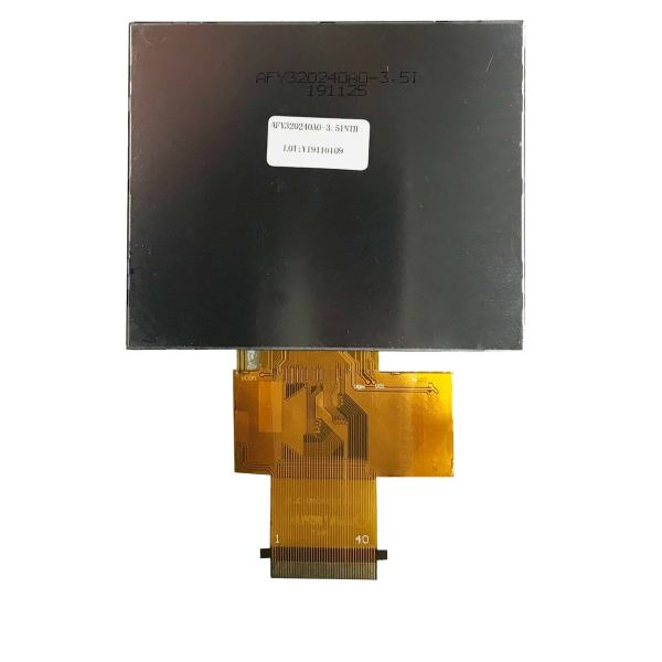 "3.5"" 320240 Sunlight Readable IPS TFT Display Backside"