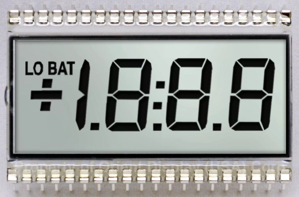 OD-358R (LCD Glass Panel)