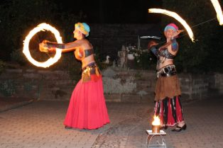Feuershow 2