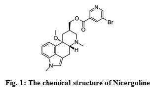 Extractive Spectrophotometric Determination of Nicergoline