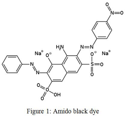 Adsorptive Behavior of Kaolin for Amido Black Dye in