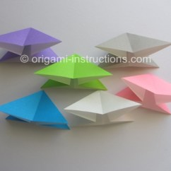 Cool Modular Origami Diagram Suzuki Df140 Wiring Easy Spinner Folding Instructions Step 2