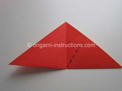 Easy origami tulip folding instructions origami tutorial lets easy origami tulip flower folding instructions how to make an mightylinksfo