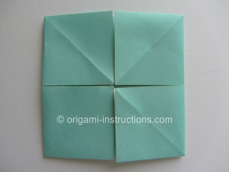 star flower origami diagram wiring trane split system coaster folding instructions