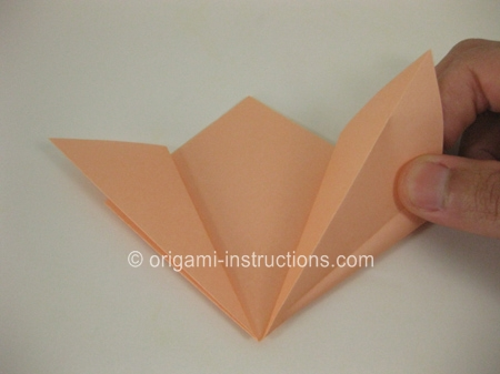 carambola flower origami diagram basic electrical wiring house kusudama folding instructions how to make an 07