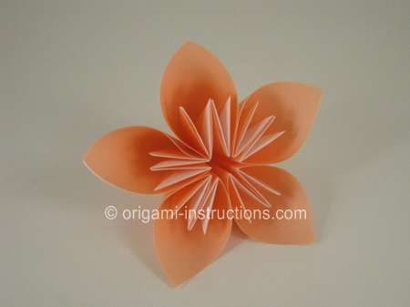 carambola flower origami diagram carrier furnace thermostat wiring kusudama folding instructions how to make an 15