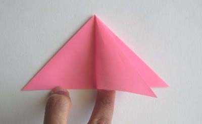 Origami Lily flower photo diagrams 2