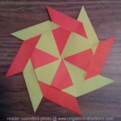 Cool Modular Origami Diagram 7 Plug Trailer Wiring Pinwheel Photos